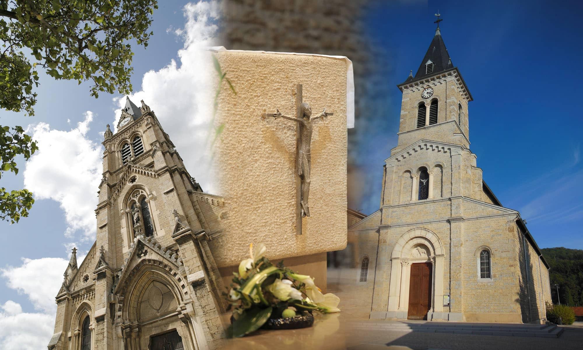 Ensemble paroissial Saint-Didier-au-Mont-d'Or & Limonest